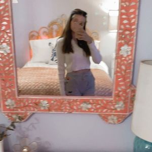 Pink brand shorts